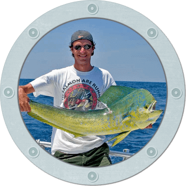 Stormy Petrel offers mahi mahi offshore fishing charters out of Cape Hatteras NC